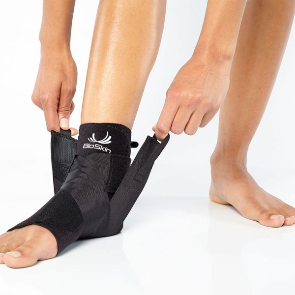 Ankle brace for ankle support