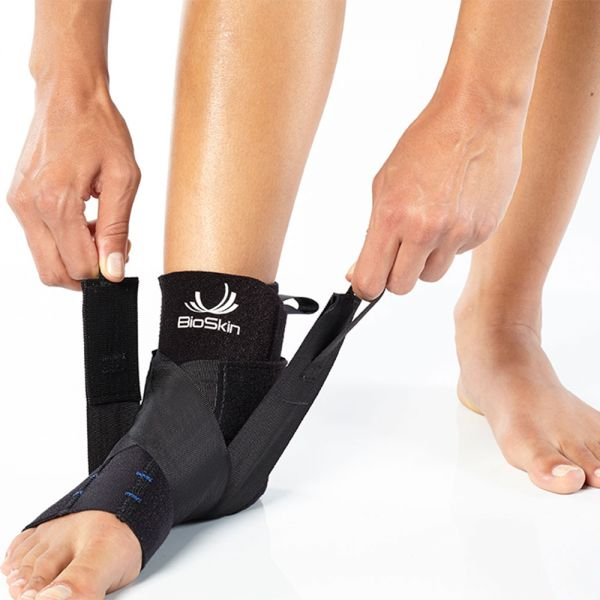 Ankle brace for stability