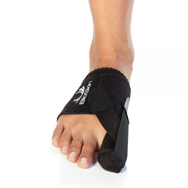 Toe straps for bunions