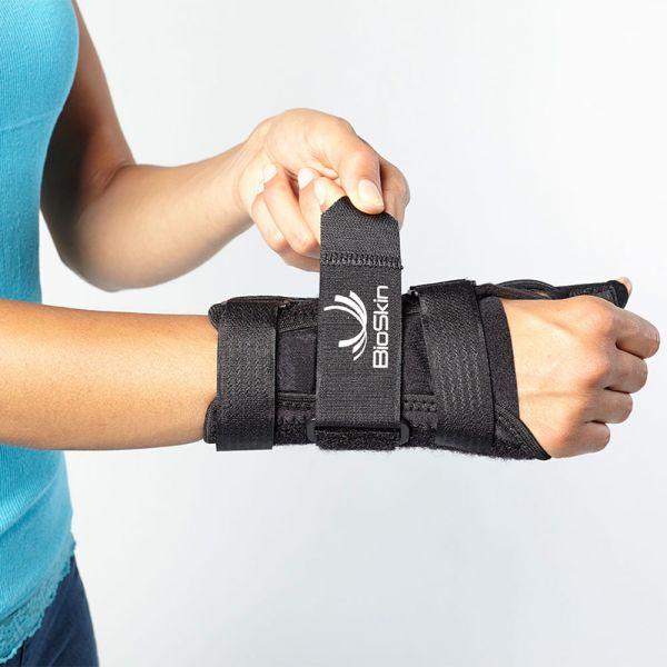 Wrist thumb splint