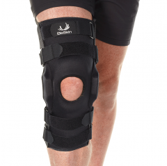 Bodyguard knee brace