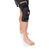 hypoallergenic hinged knee brace