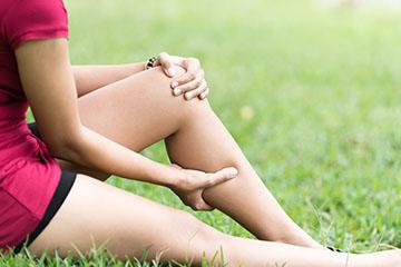 Calf Strain Symptoms and Treatment