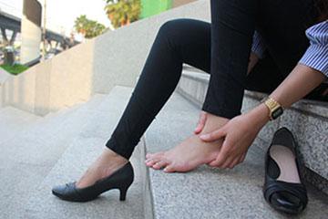 PTTD, Post-Tib Tendonitis, or Flat Foot