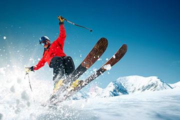 Thumb Sprain or Skier's Thumb